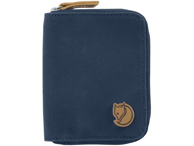 Fjällräven Zip - Porte-monnaie - bleu